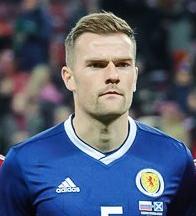 Michael Devlin (footballer) Scottish association football player