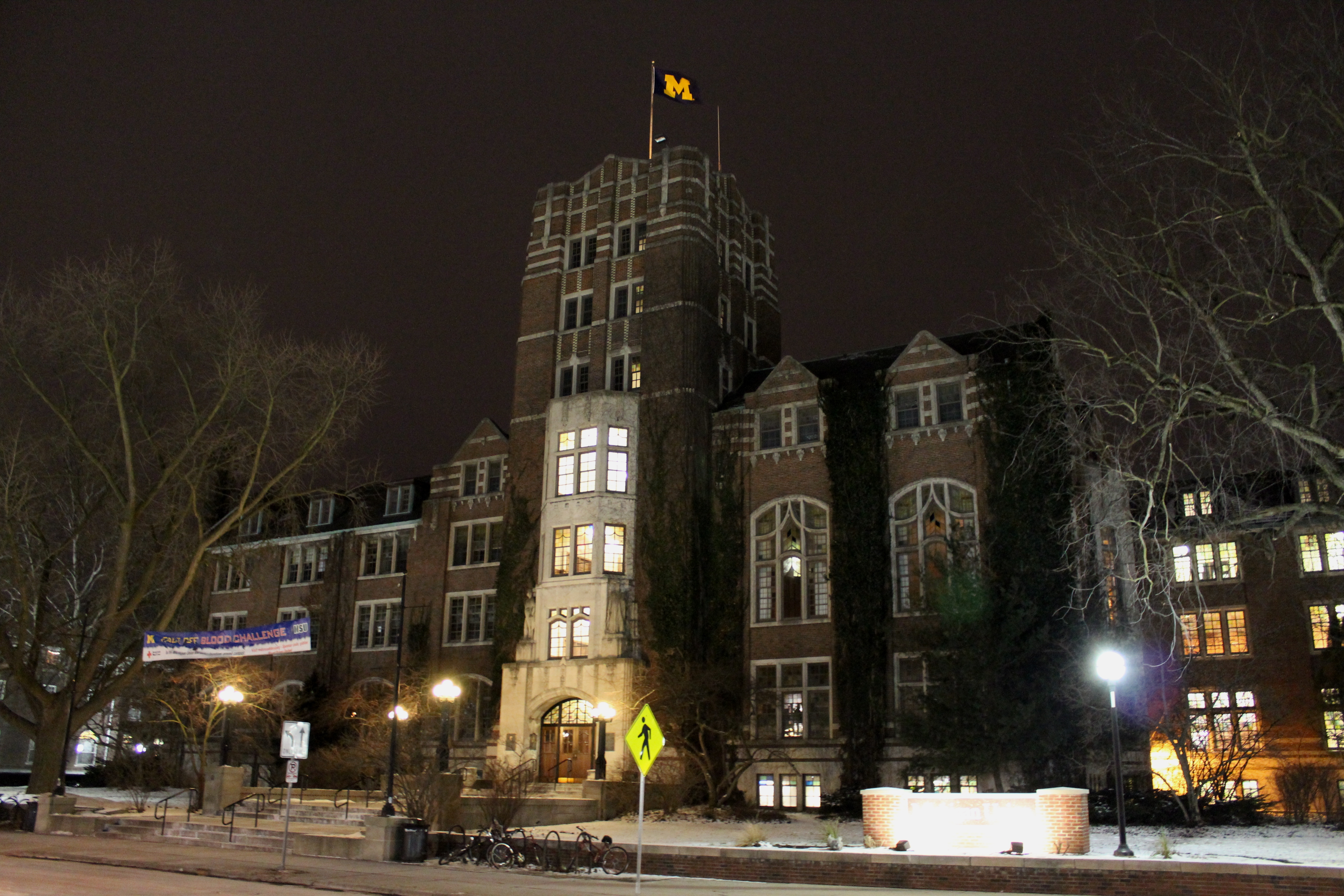 university of michigan campus - photo #25