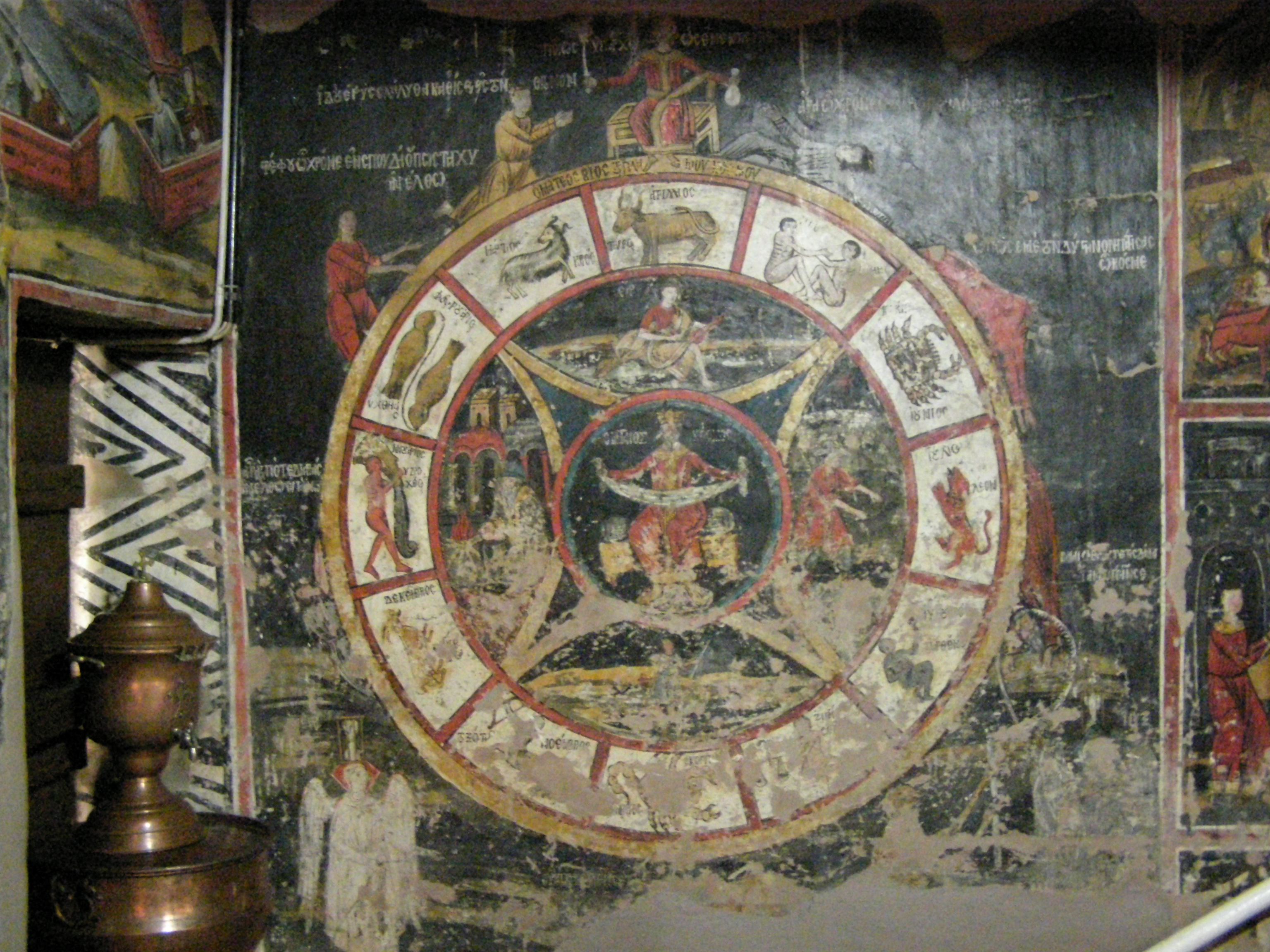 ancient astronomy symbols - HD2048×1536
