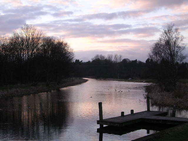 Monkland Canal, Drumpellier Country Park - geograph.org.uk - 127544