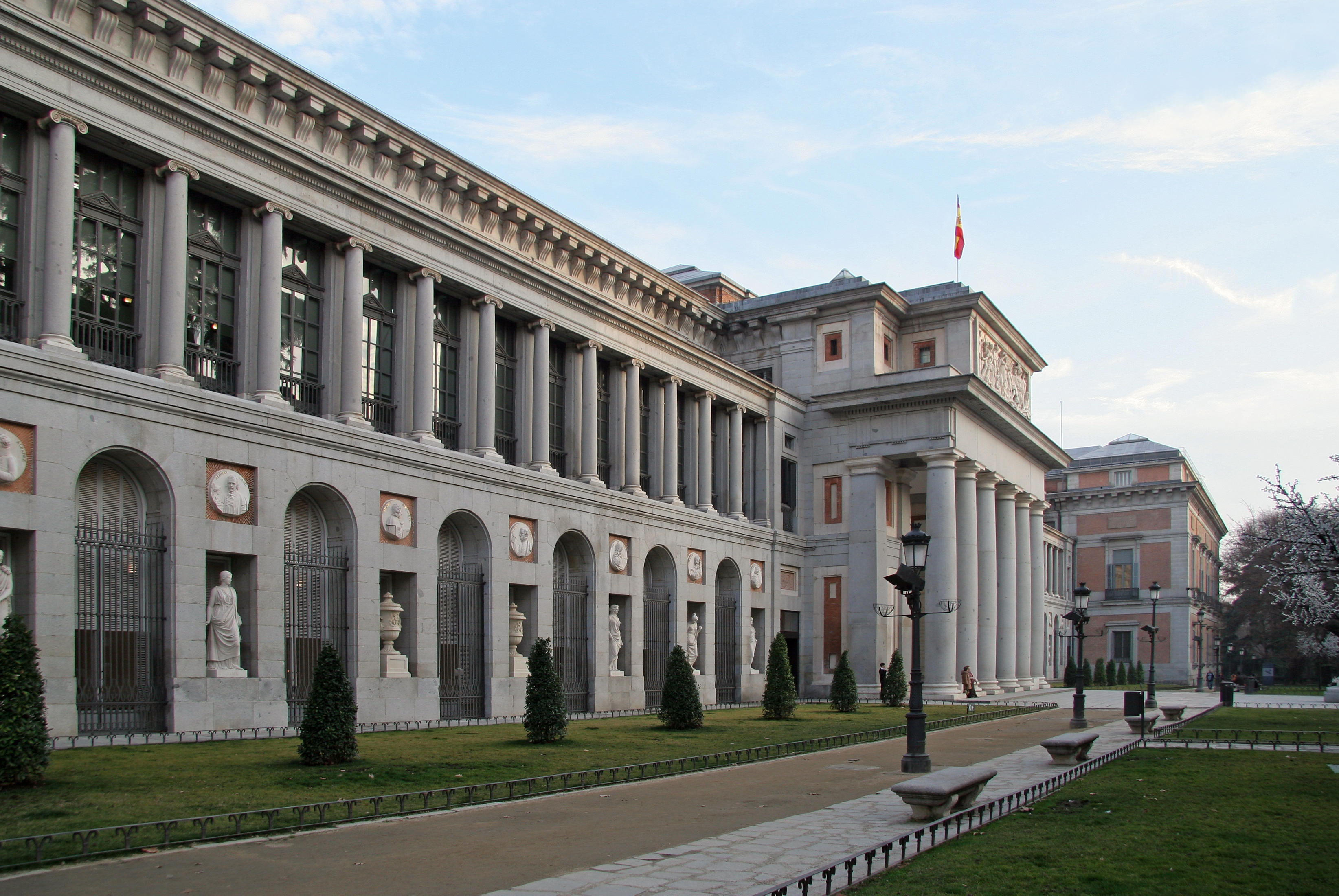 File:Museo del Prado (Madrid) 04.jpg - Wikimedia Commons