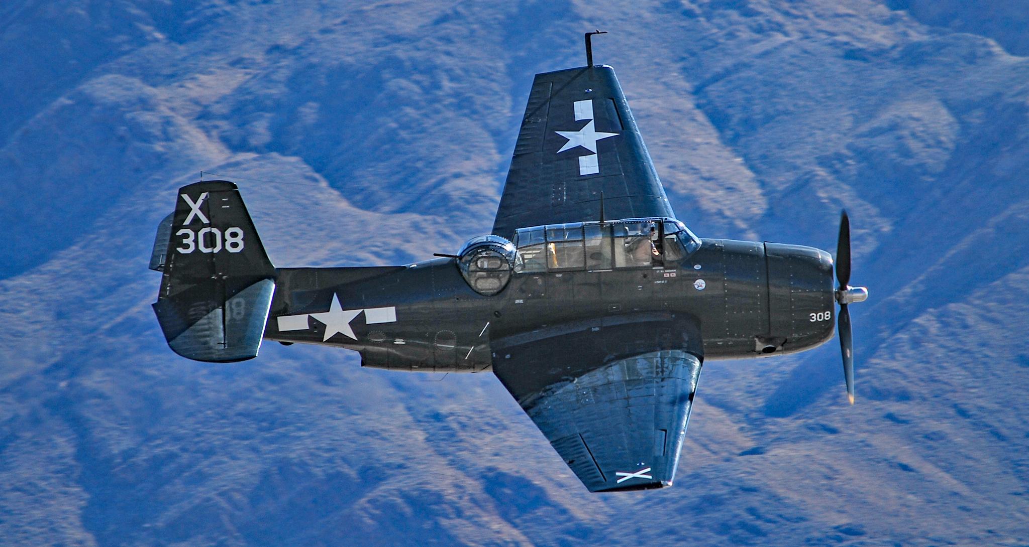 N7226C_Grumman_TBM-3E_Avenger_C-N_85938_