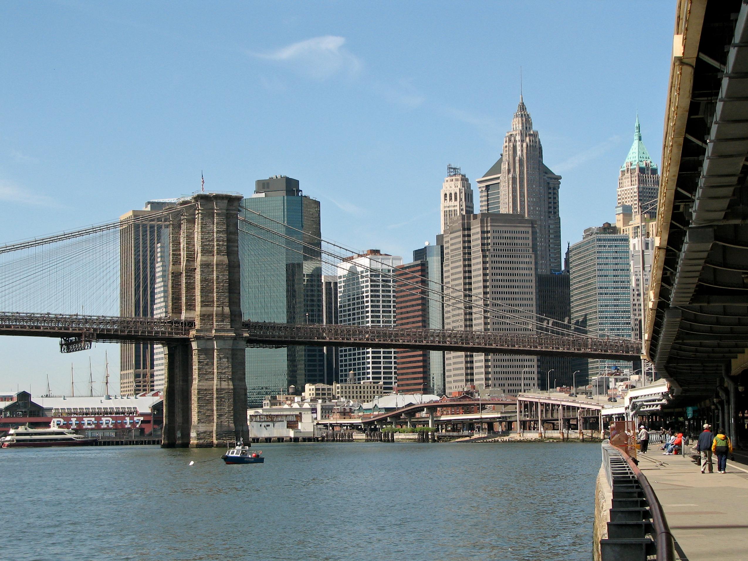 New york city brooklyn neighborhood map