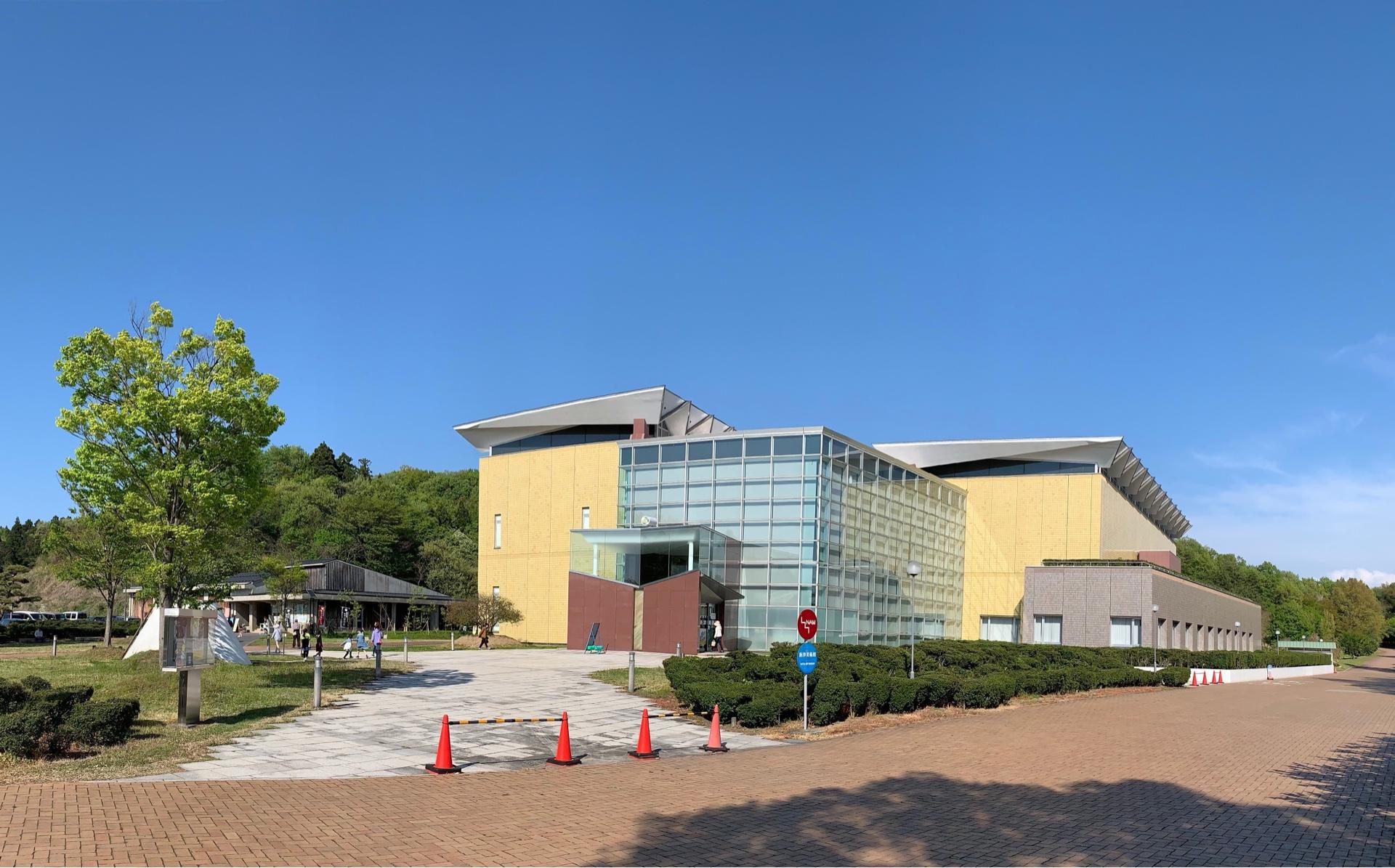 美術館 新津