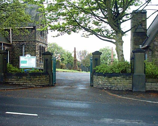 Norton Cemetery (Sheffield) - Wikipedia