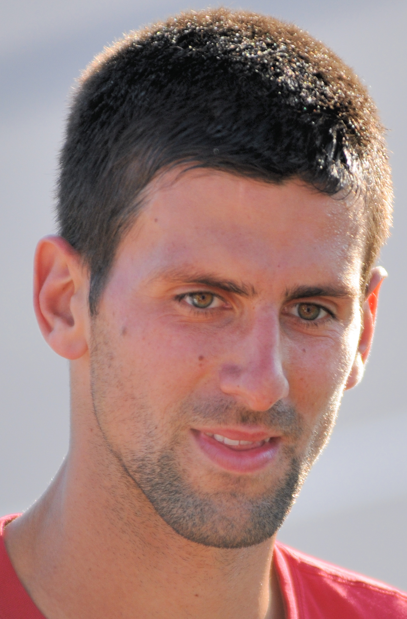 novak djokovic Novak djokovic completed a career grand slam with his first french open  the  french open was long the major title that eluded djokovic.