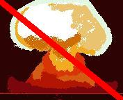 Image of a nuclear explosion