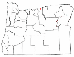Loko di Arlington, Oregon
