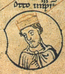 English: Pomoc Otto III, Holy Roman Emperor