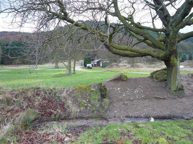 Overton Camp - View from Gin Lane - geograph.org.uk - 347464