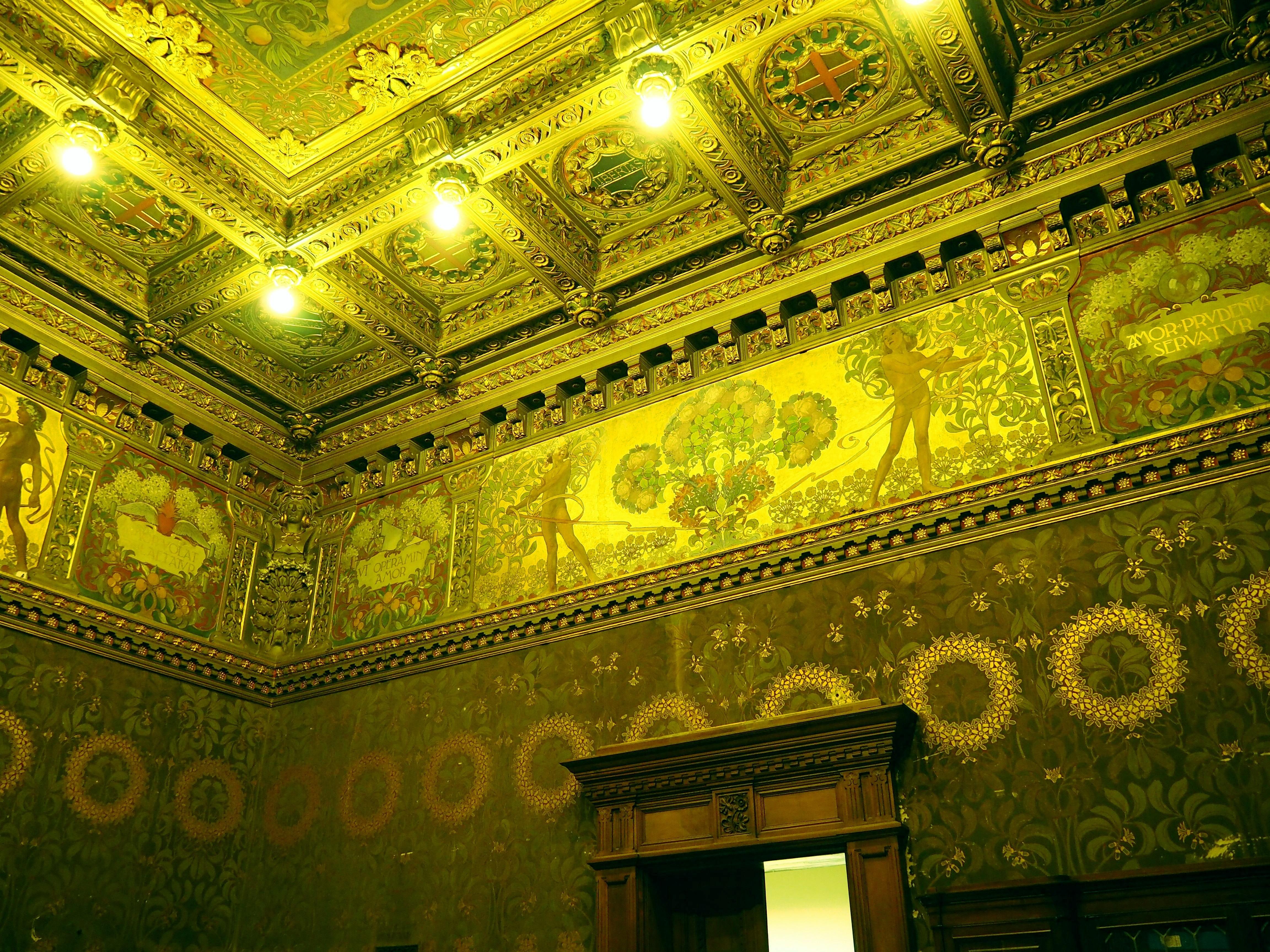Ufficio Verde Weather : File palazzo d accursio sala verde g wikimedia commons