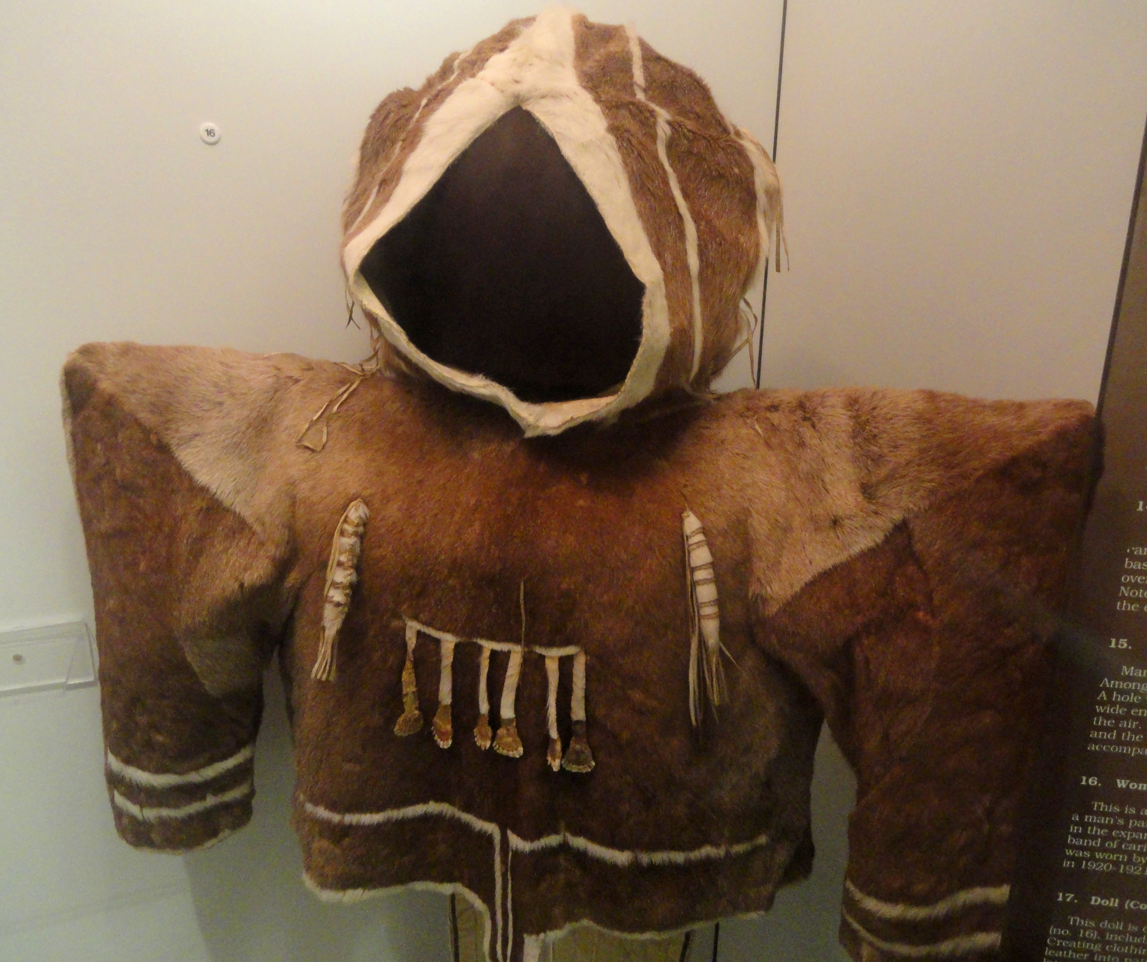 opinions on central inuit
