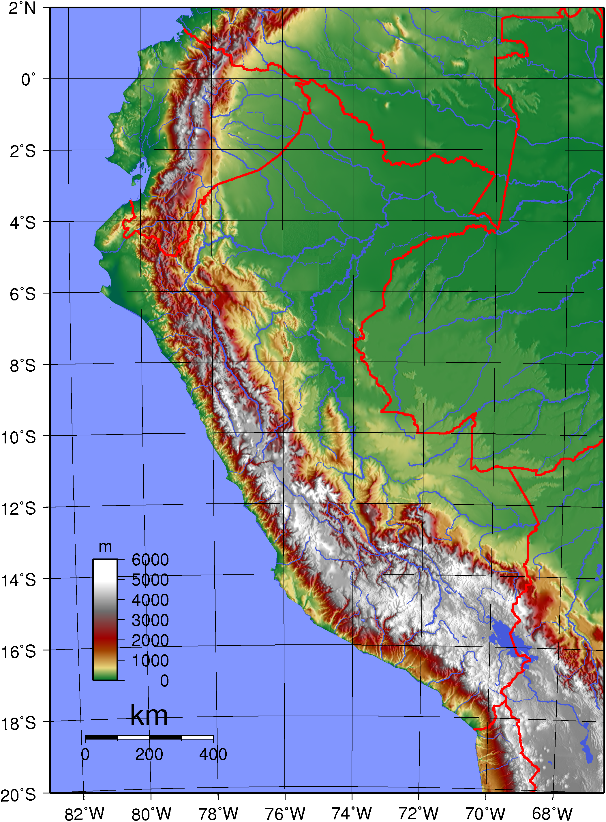 File Peru Topography Png Wikimedia Commons