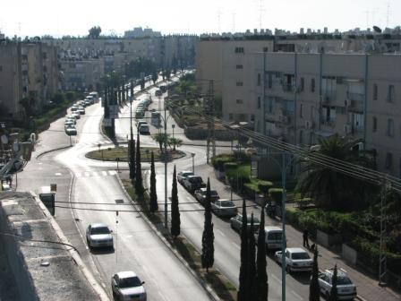 רחוב בן צבי