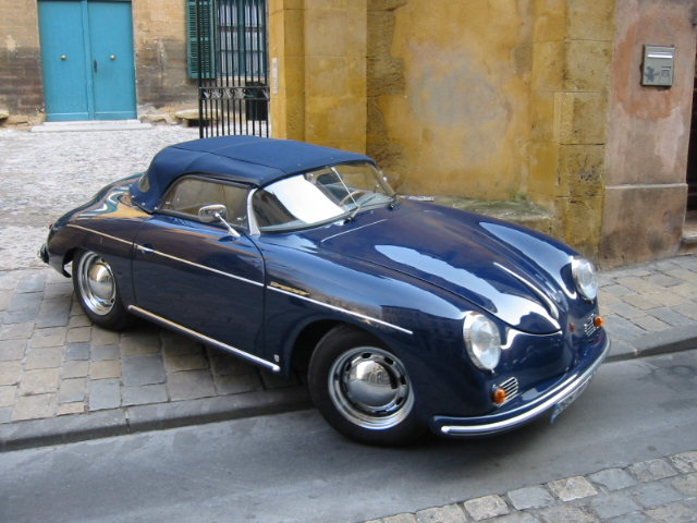 File Porsche 356 Speedster Jpg Wikimedia Commons