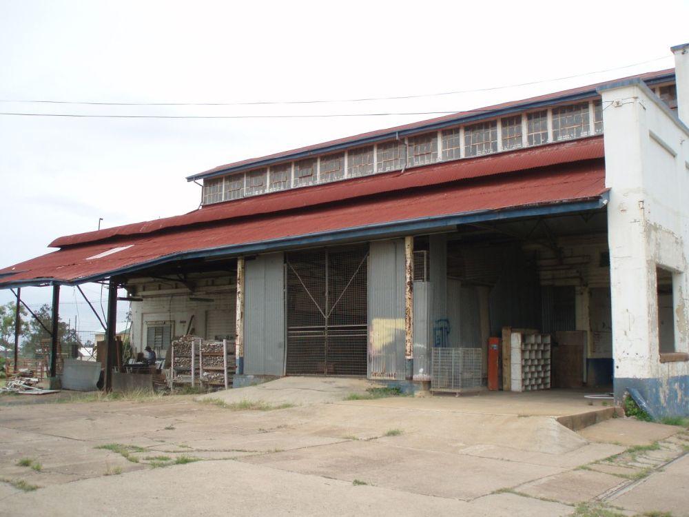 Port Curtis Co Operative Dairy Association Ltd Factory