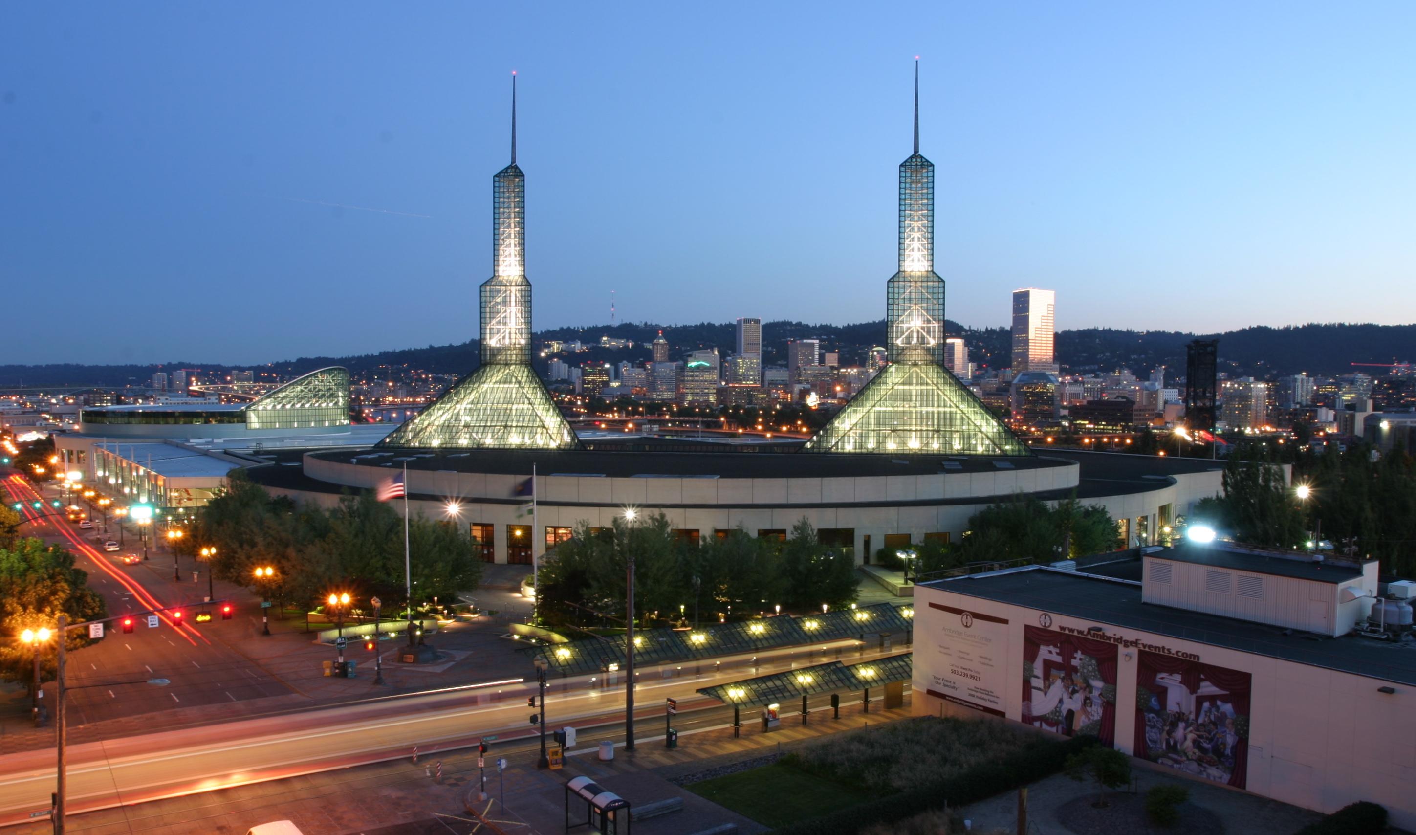 Portland Oregon Convention Center Hotels