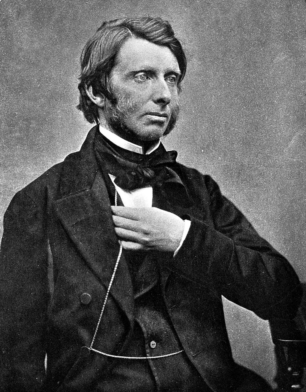 """""""File:Portrait of John Ruskin Wellcome L0002304 (cropped).jpg"""" is licensed with CC BY 4.0. To view a copy of this license, visit https://creativecommons.org/licenses/by/4.0"""