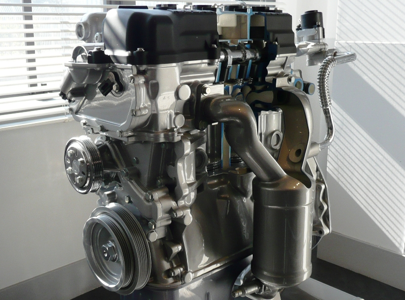 nissan qg engine