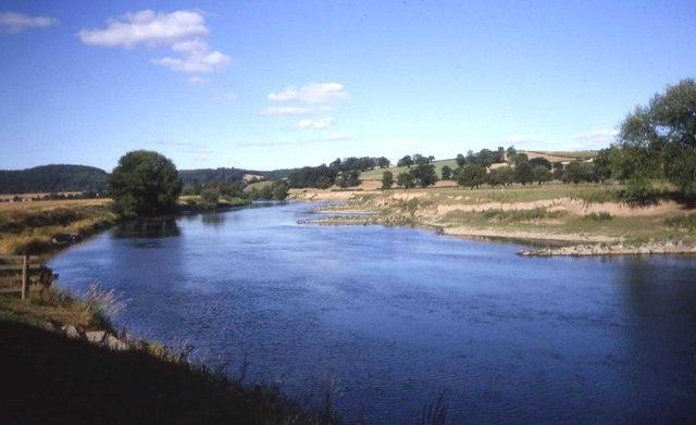 River Wye near Fownhope - geograph.org.uk - 476217