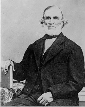 1875 : Rix Robinson Dies, Fur Trader, Michigan Pioneer, Friend of the Indian