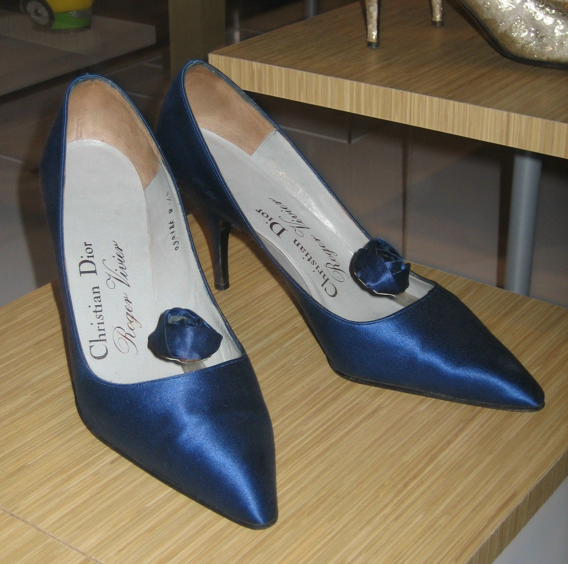 Christian Dior Shoes Uk