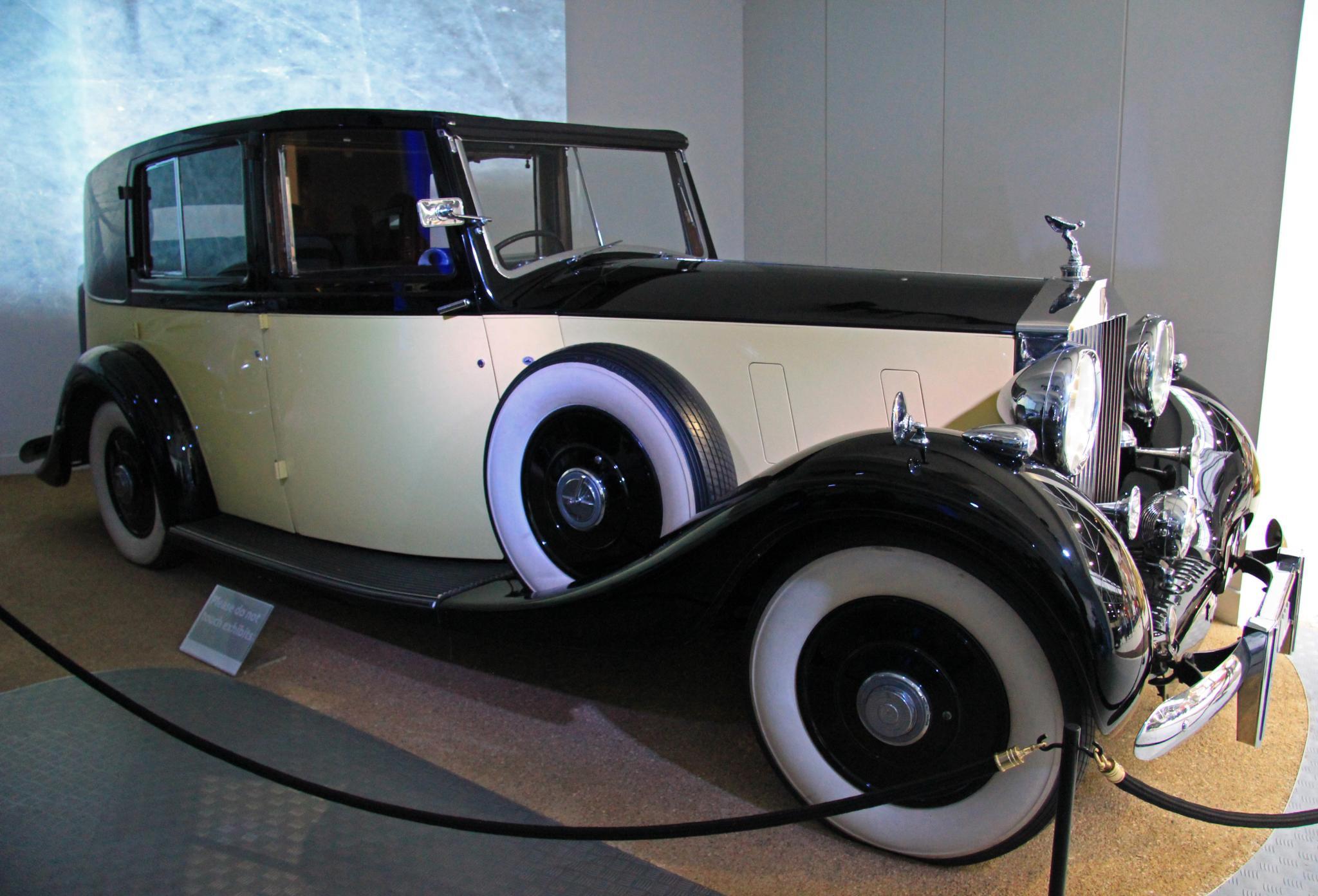 File Rolls Royce Phantom Iii Goldfinger Right National