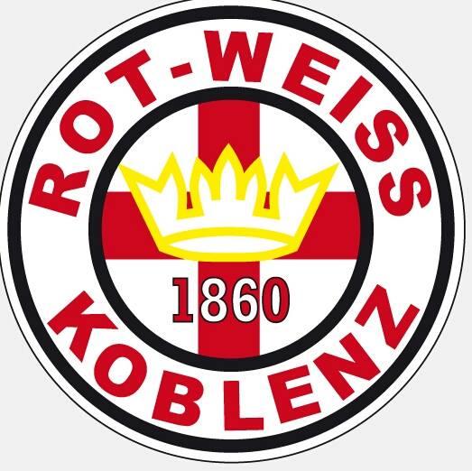 Logo of TuS Rot-Weiss Koblenz