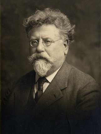 A brief history of Rudolf Rocker from the Rocker Centre in Winnipeg Canada