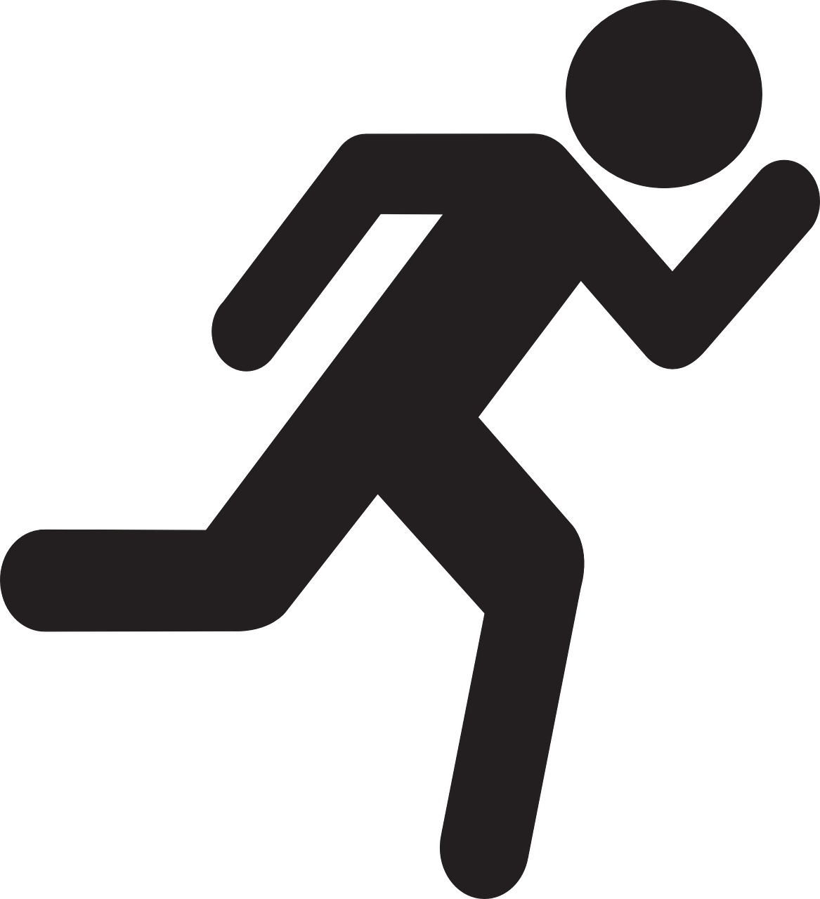 file runner stickman png wikimedia commons man silhouette vector side man standing silhouette vector