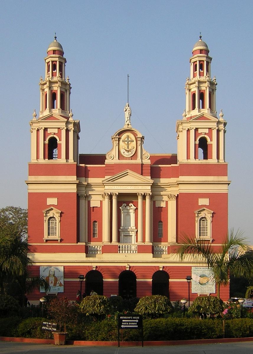 Sacred Heart Cathedral, New Delhi - Wikipedia