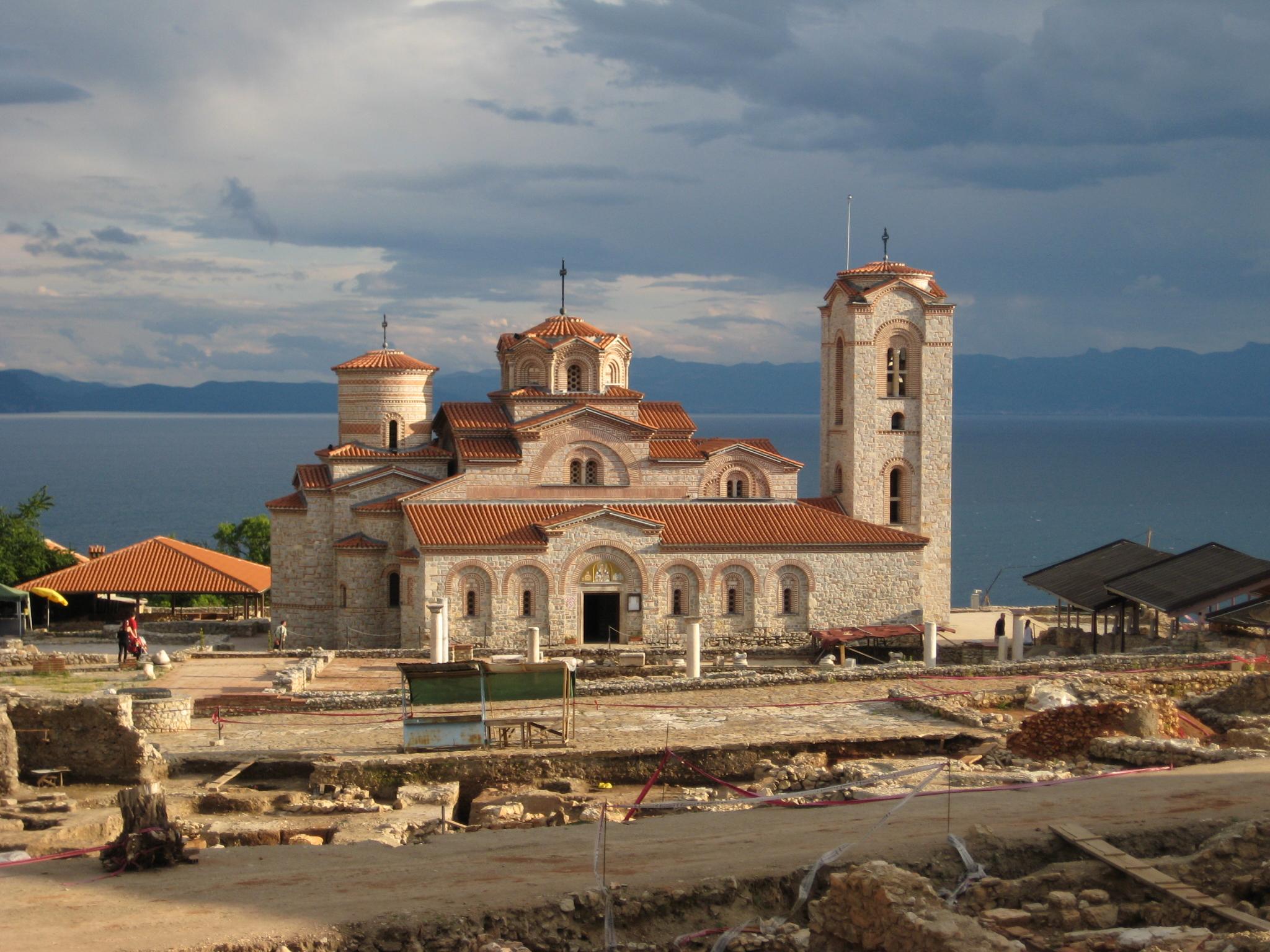 Αποτέλεσμα εικόνας για church st panteleimon ohrid
