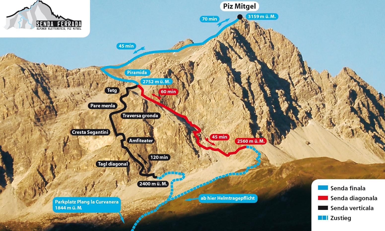 Klettersteig Piz Mitgel : Datei:senda ferrada am piz mitgel.jpg u2013 wikipedia