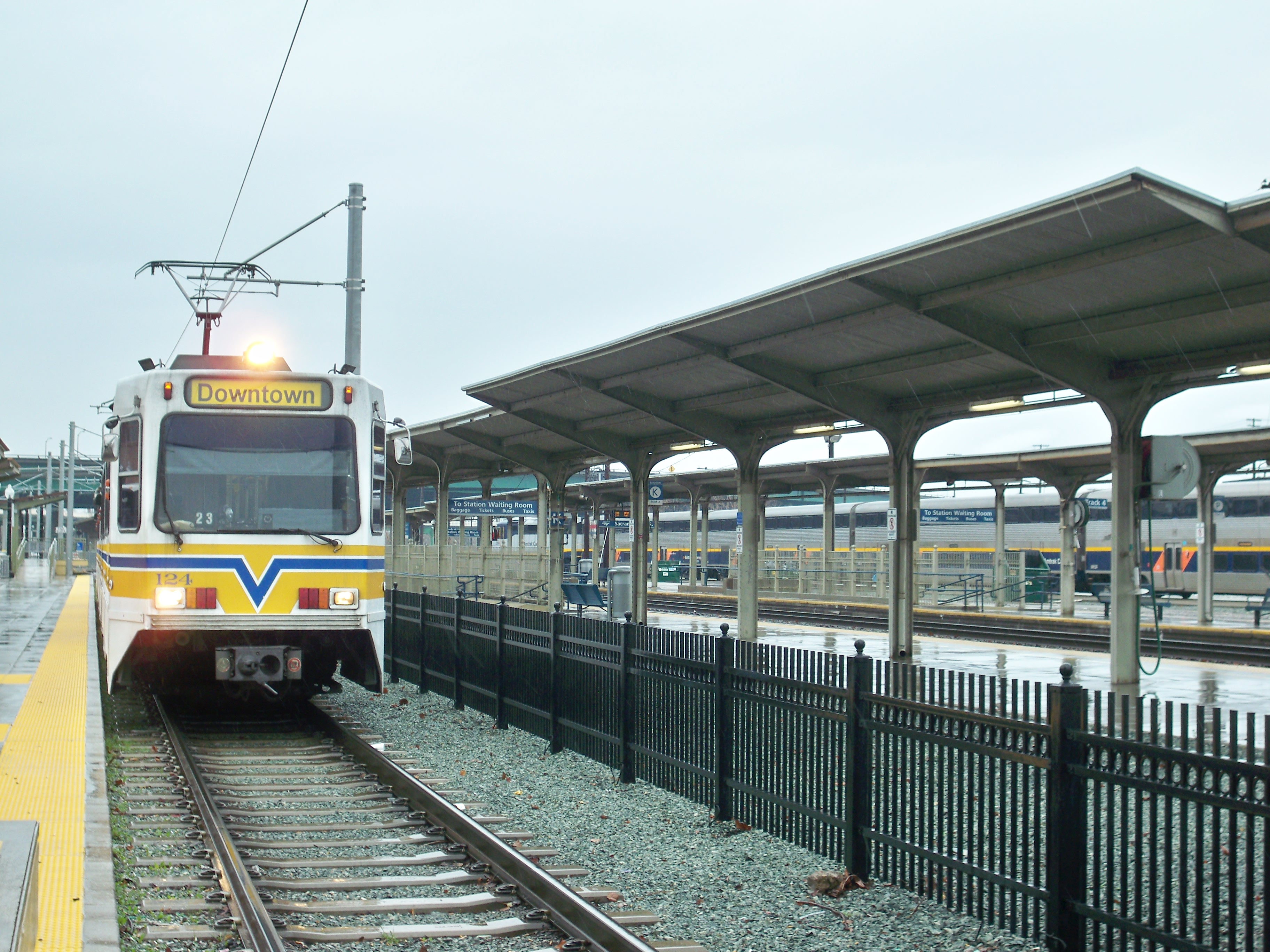 Car Rental At Amtrak Stations