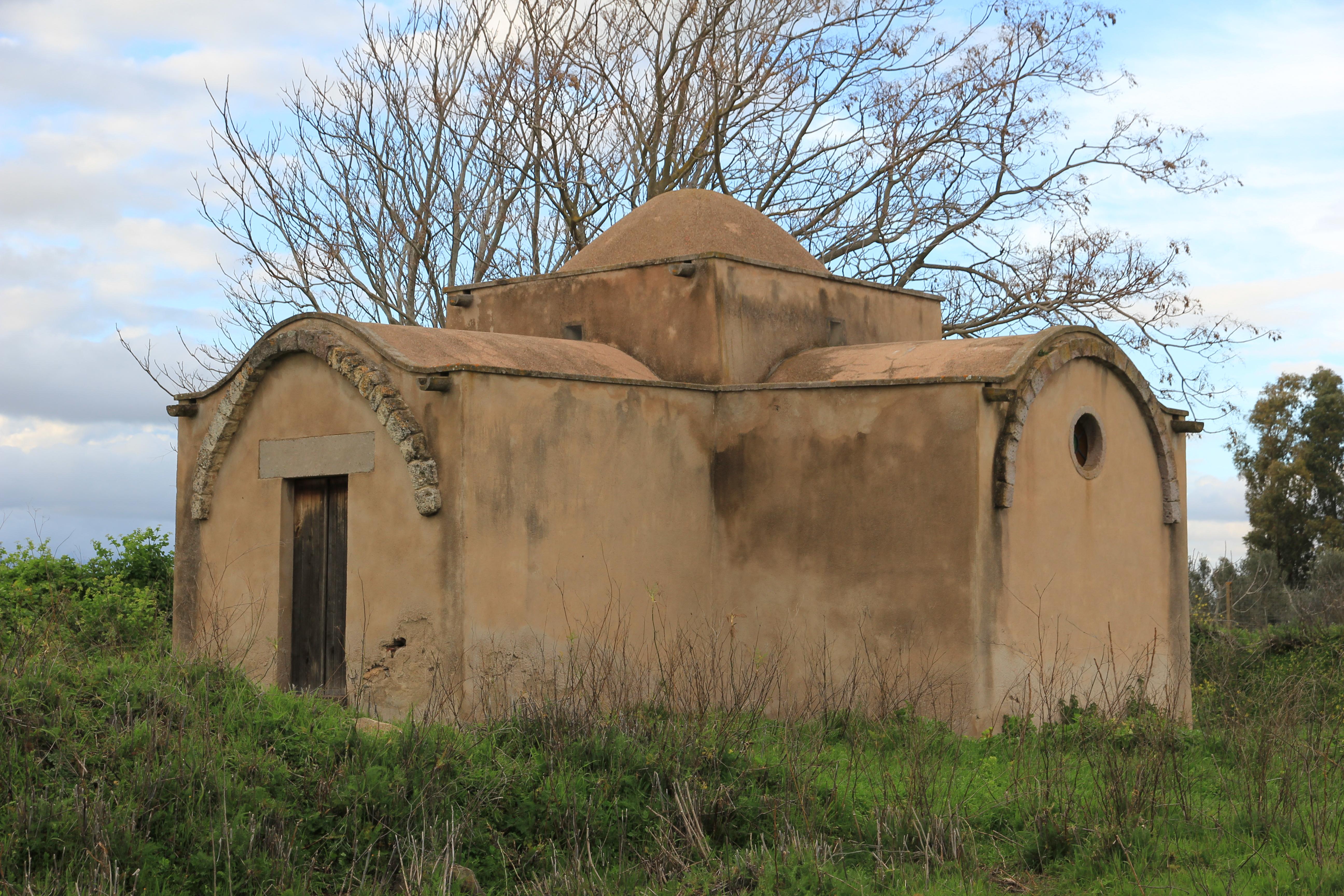 Cartina Di San Teodoro Sardegna.Chiesa Di San Teodoro Di Congius Wikipedia
