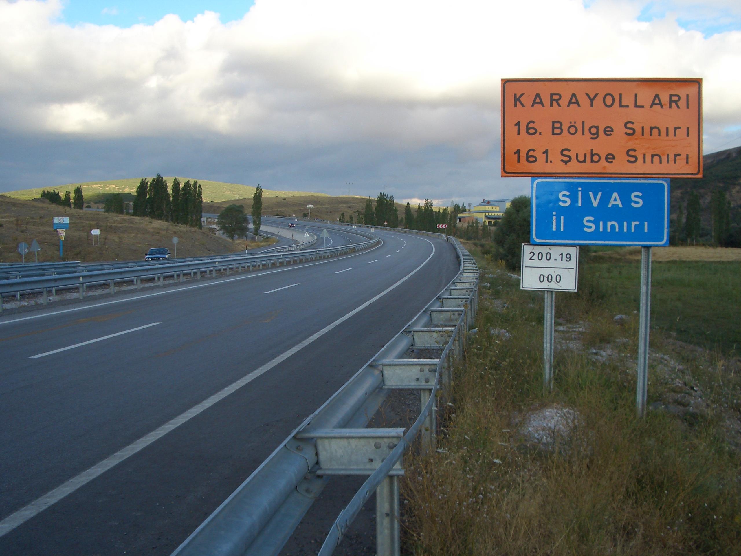 Sivas Köylere Hizmet Götürme