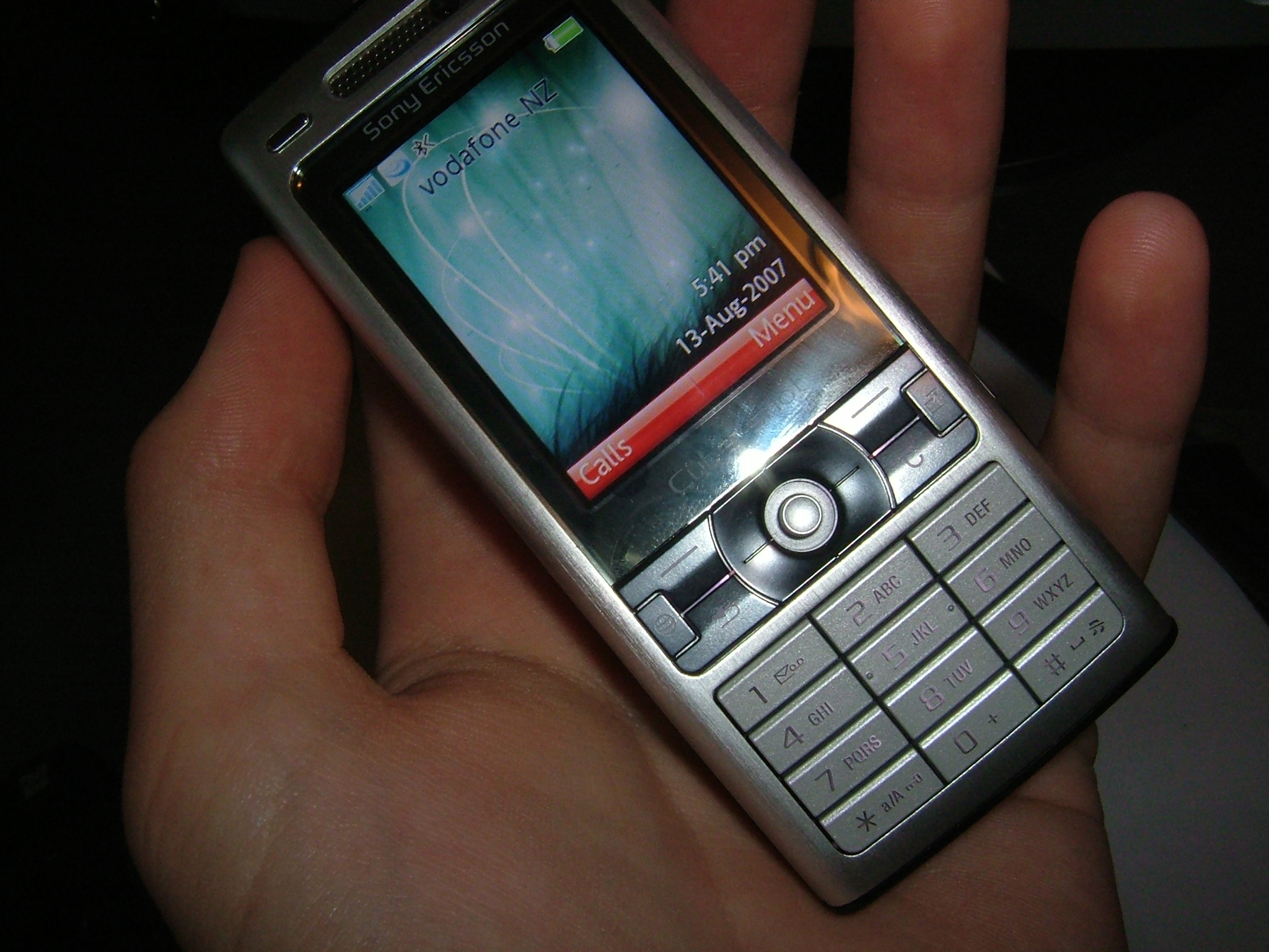 application sony ericsson wt13i