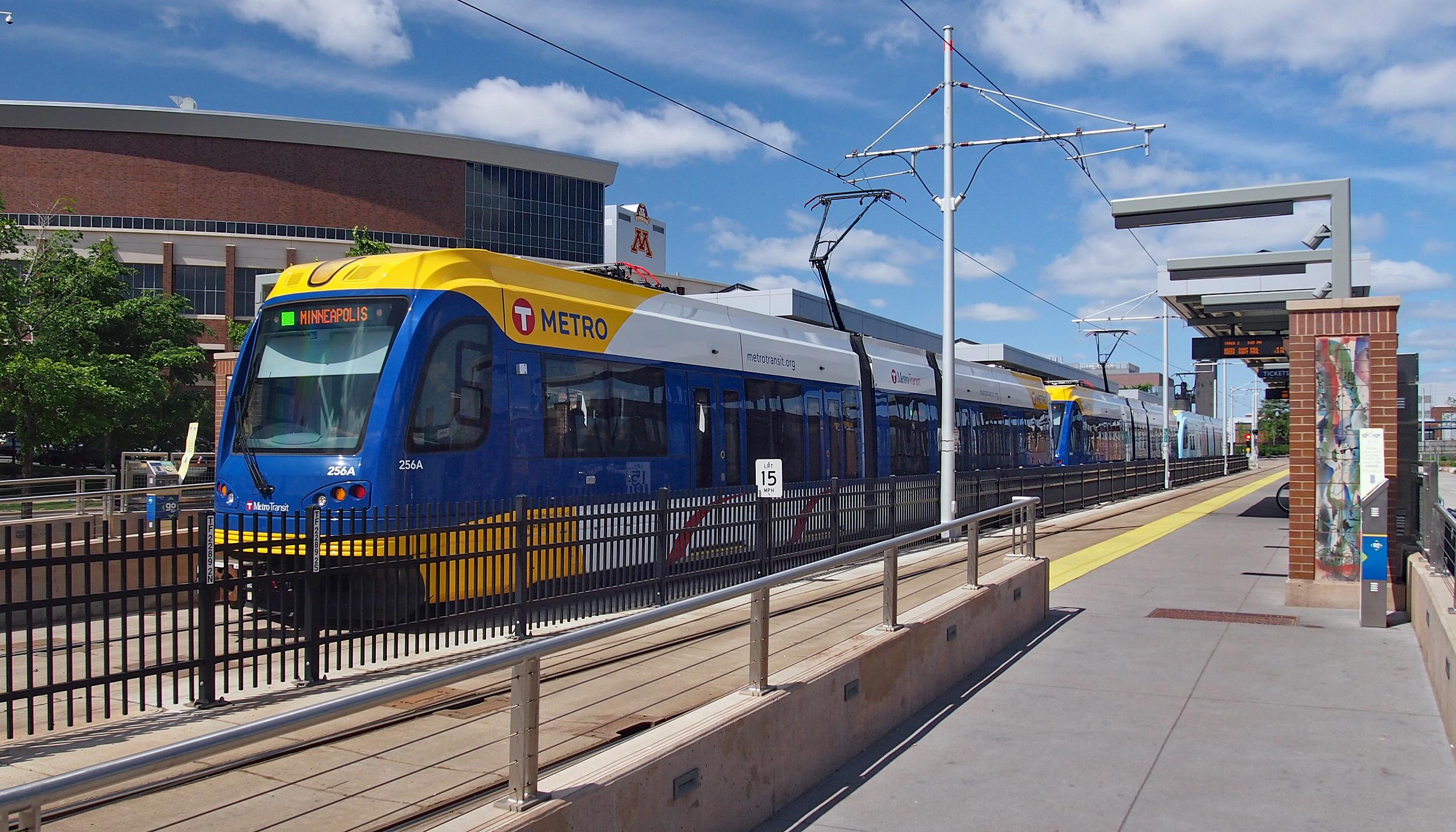 Metro Green Line (Minnesota) - Wikipedia