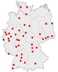 deutschlandkarte zum markieren File:Stammtische in Deutschland (meetups germany).png   Wikipedia