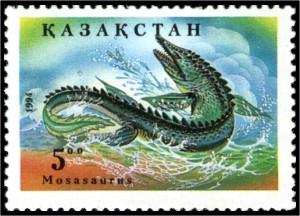 мозазавр картинки