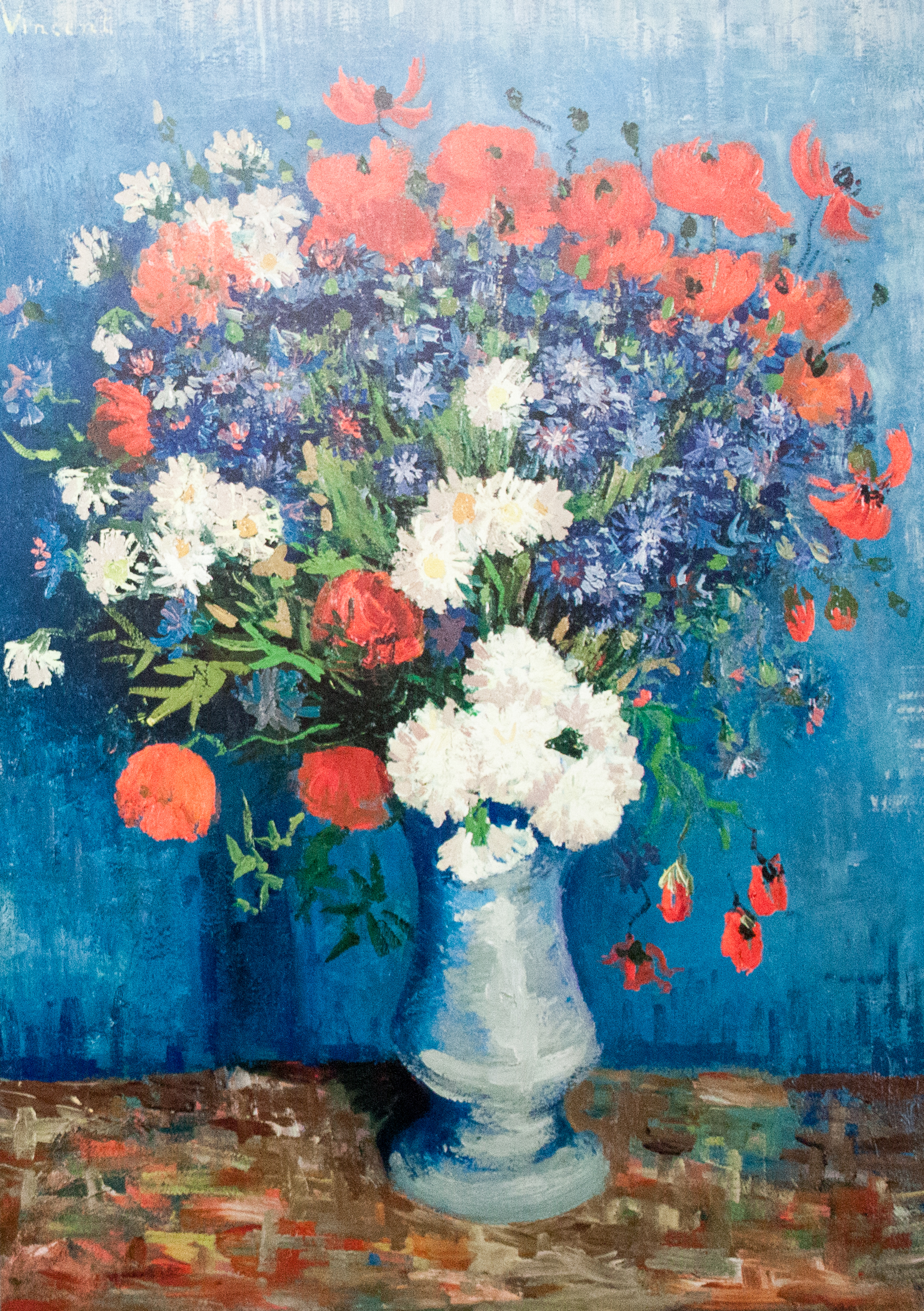 File Still life of flowers by Vincent van Gogh My Dream Wikimedia