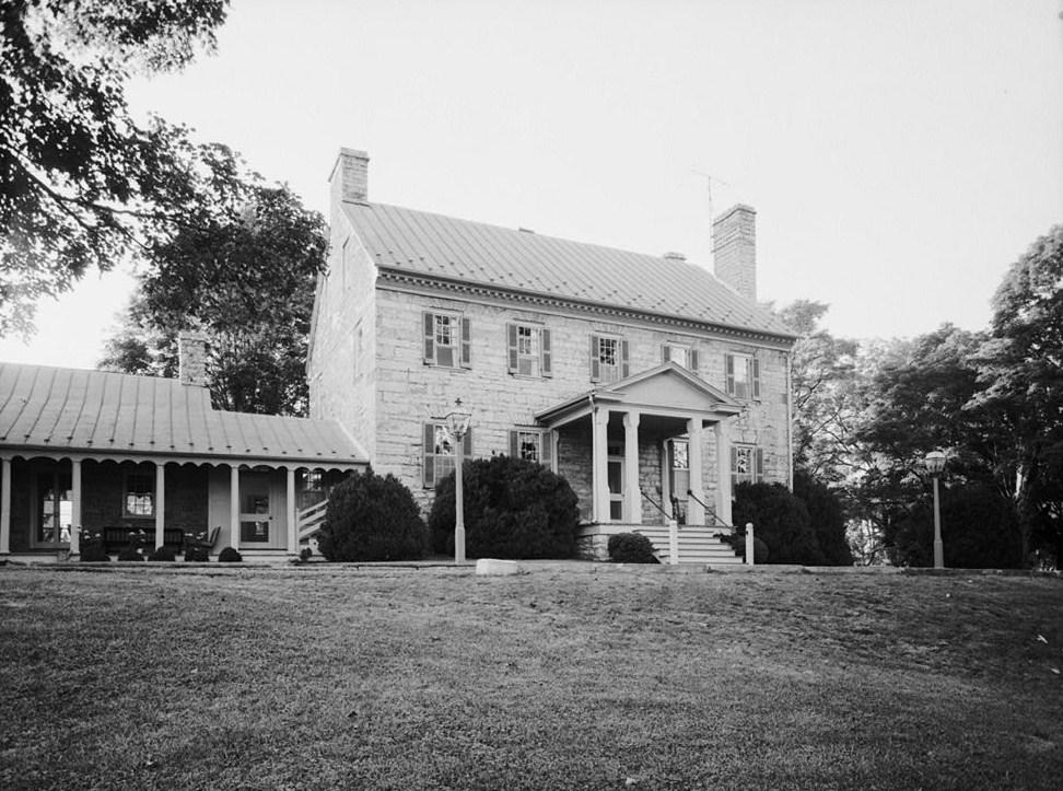 Stone House Lexington Virginia Wikipedia