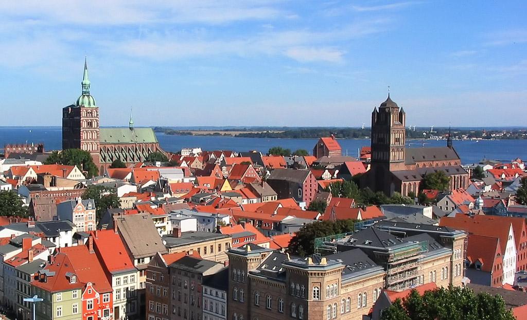 Stralsund Neubrandenburg