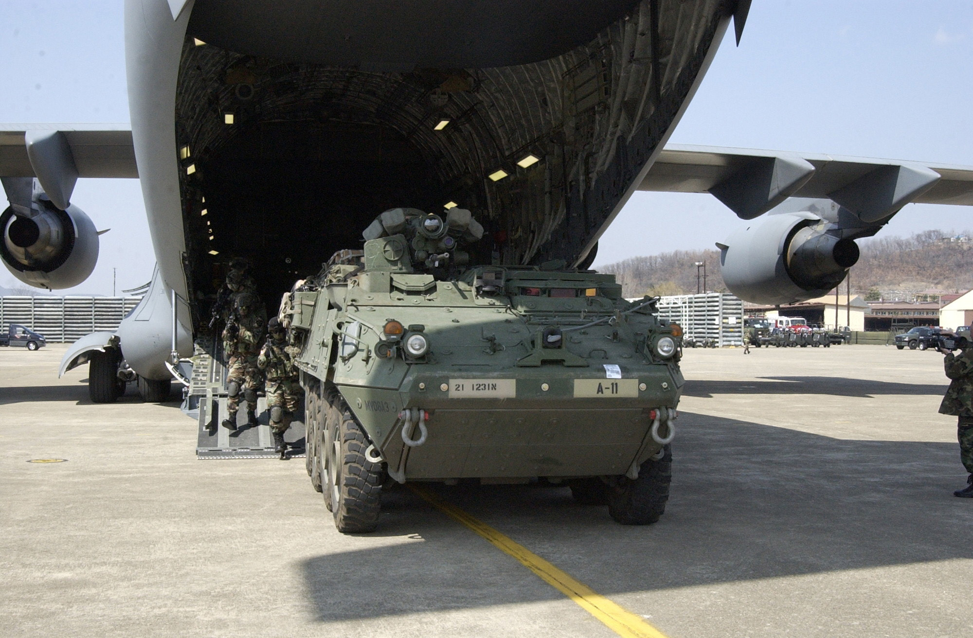 File:Stryker at Daegu Air Base.jpg - Wikimedia Commons