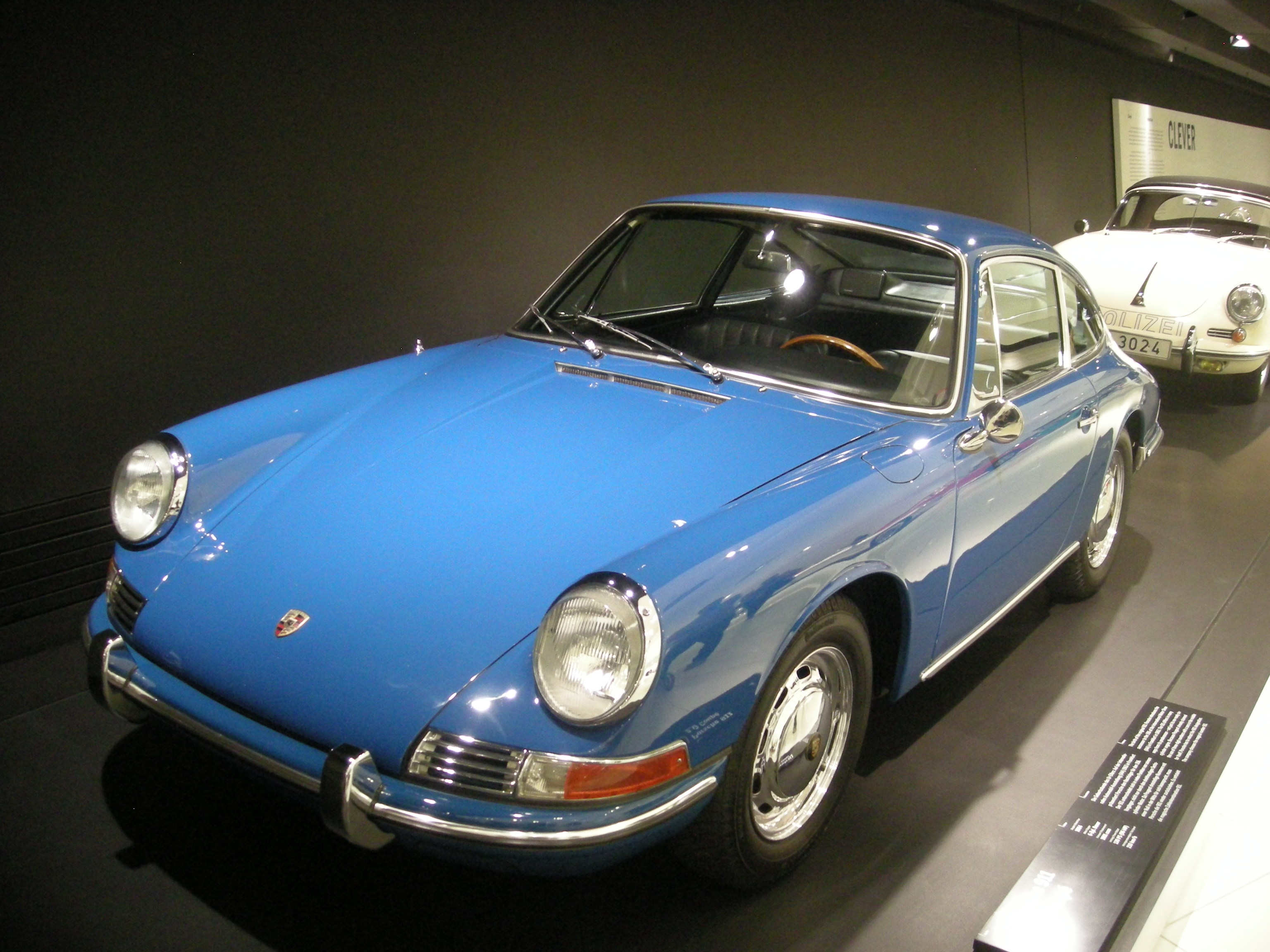 Porsche 911 Classic Wikipedia 1973 Fuel Pump A 1964 20 Coupe Inside The Museum