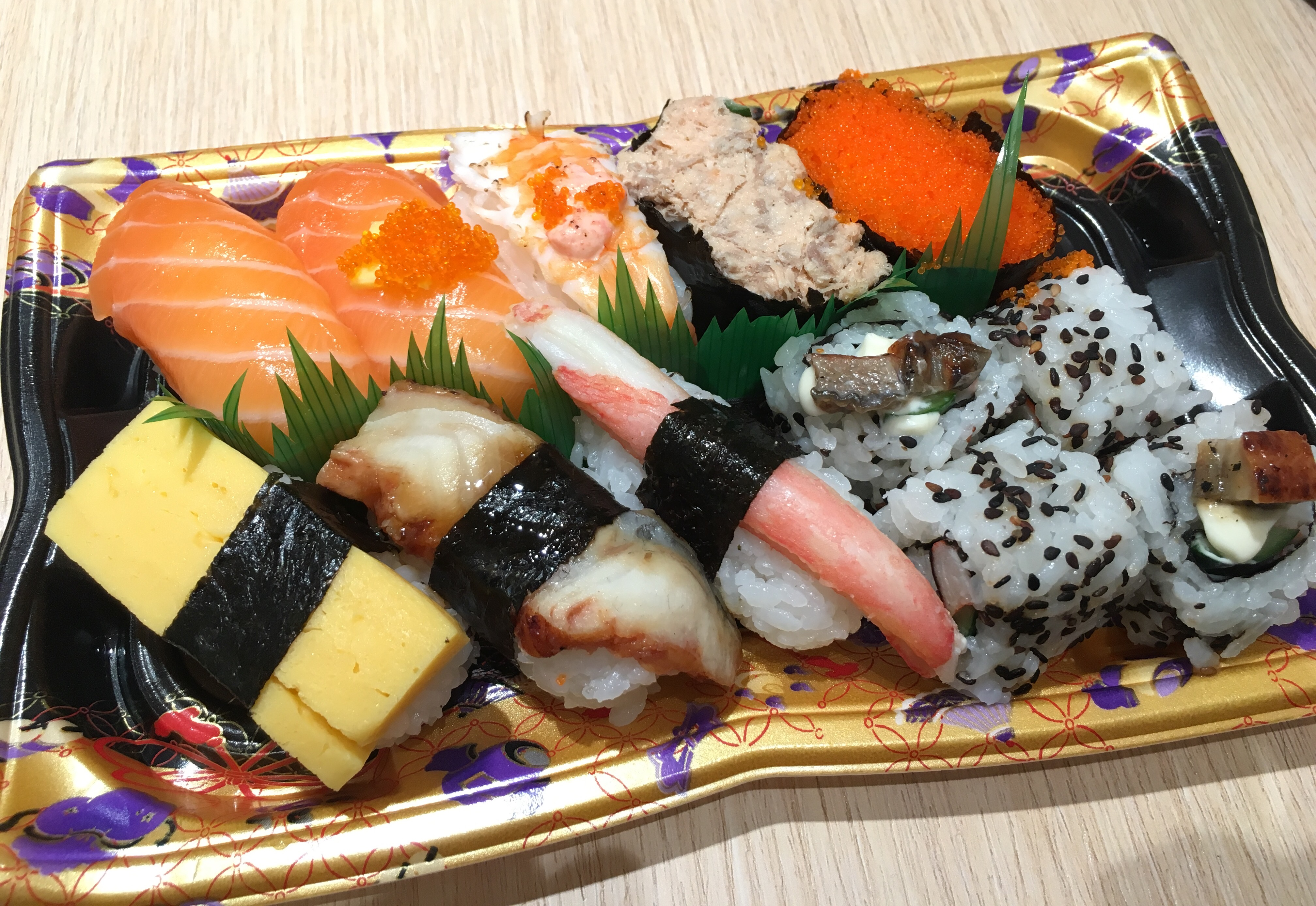Image result for sushi bento
