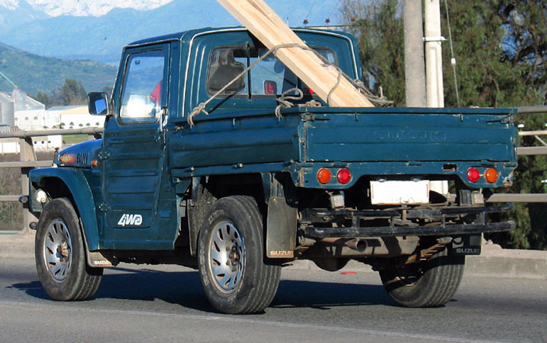 Suzuki Small Pickup