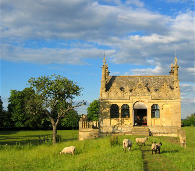 File:The East Banqueting House, Chipping Campden - geograph.org.uk - 376110.jpg