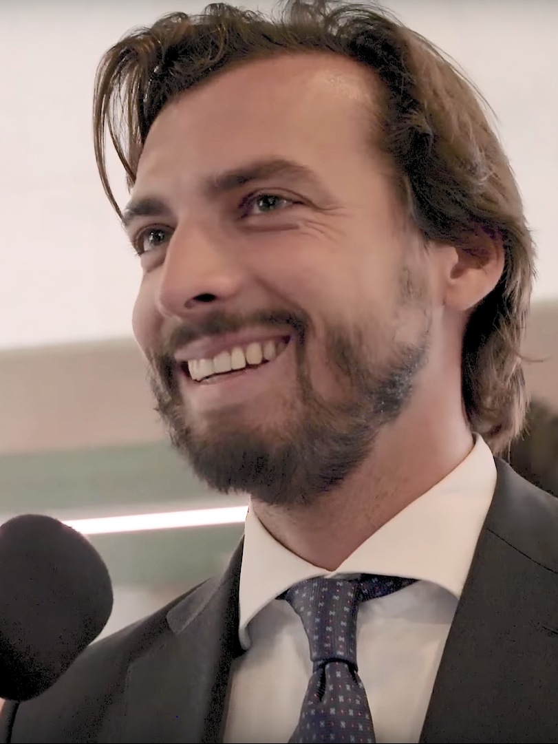 Dutch nationalist politician Thierry Baudet