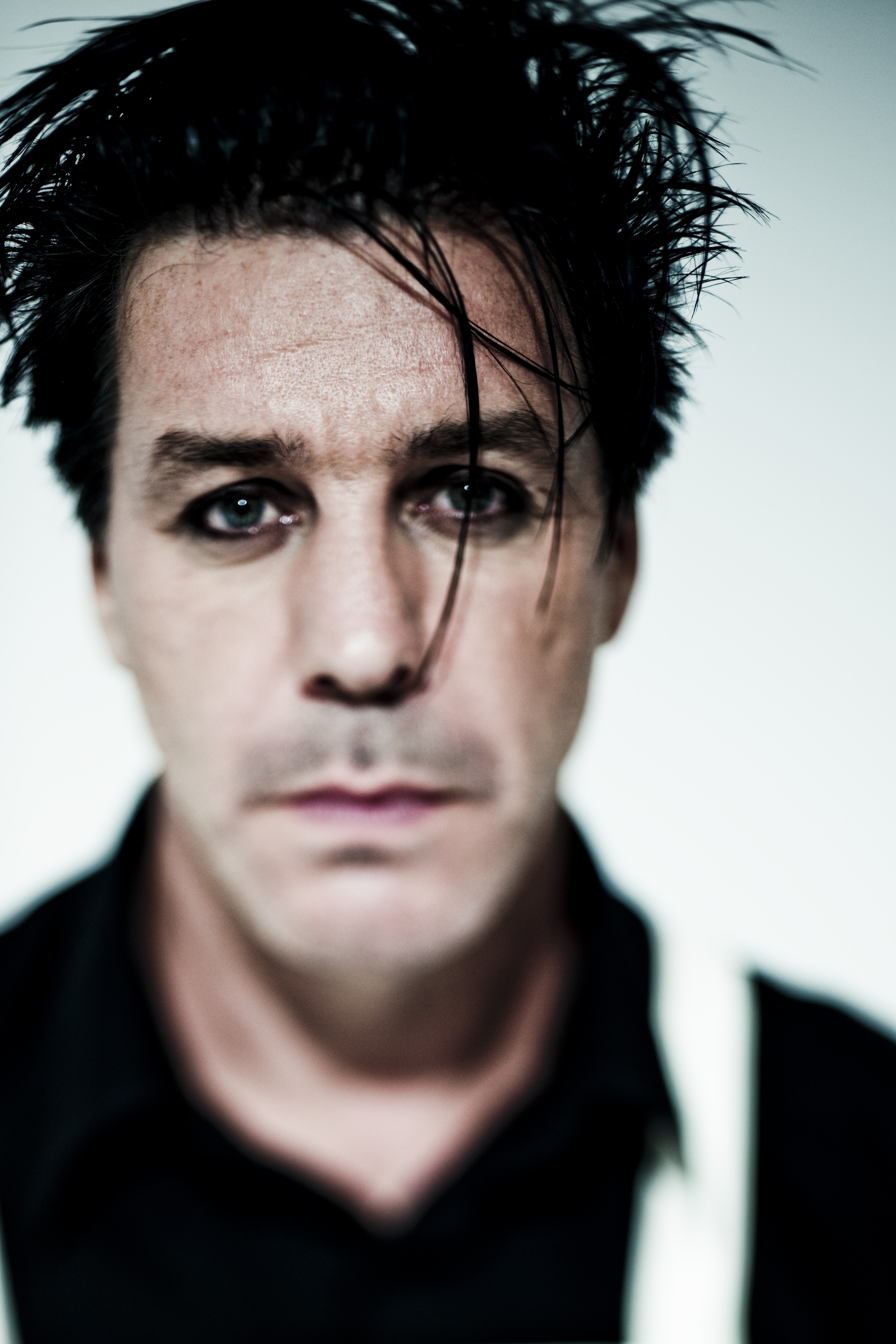 Picture of an author: Till Lindemann